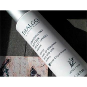 Лосьон для снятия макияжа с глаз и губ GENTLE MAKE-UP REMOVER EYES & LIPS THALGO, 125ml