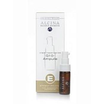 Витаминные ампулы с Q10 (индивидуальная упаковка) Alcina, 5мл