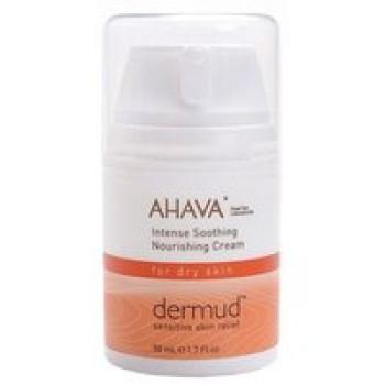 Крем питательный глубокого действия - Ahava Dermud Intense Soothing Nourishing Cream, 50 ml