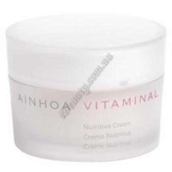 Крем питательный для жирной кожи (Nutritive cream) Ainhoa, 50 мл
