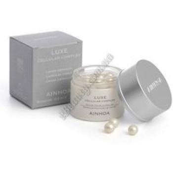 Капсулы с экстрактом черной икры (клеточный комплекс) (Caviar capsules) Ainhoa, 30шт х 0,43