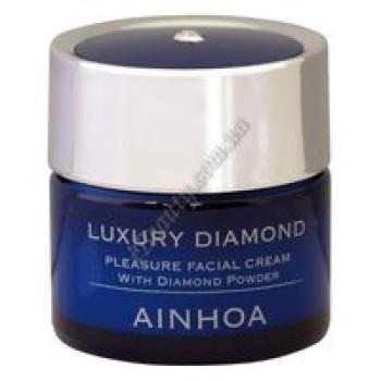 Крем для лица с бриллиантовой пудрой (Pleasure facial cream) Ainhoa, 50 мл