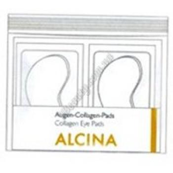 Коллагеновые салфетки для век Alcina, 10x2 шт