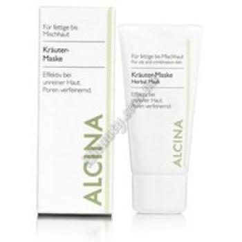 Травяная маска Alcina, 50 ml