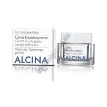 Крем для лица Цения Alcina, 250 ml