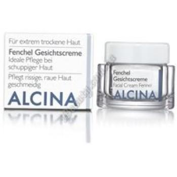Крем для лица Фенхель Alcina, 250 ml