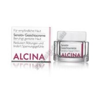 Крем для чувствительной кожи Сенситив Alcina, 50 ml