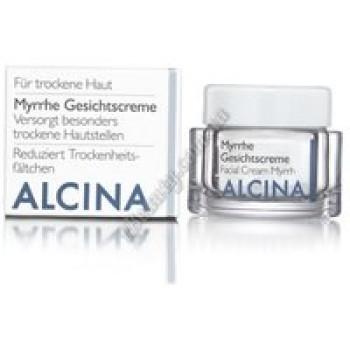 Крем для лица Мирра Alcina, 50 ml