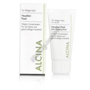 Очищающий флюид Alcina, 50 ml