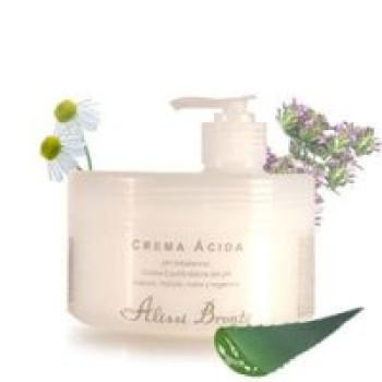 Крем-стабилизатор уровня pH кожи лица и тела - CREMA ACIDA Alissi Bronte, 500мл
