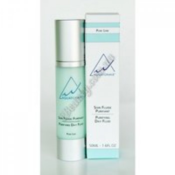 Дневной флюид для жирной и проблемной кожи  Aquatonale, 50 мл