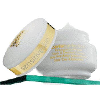 Firming Anti-Wrinkle Neck & Decollet Cream Укрепляющий крем для шеи и области декольте c экстрактом икры