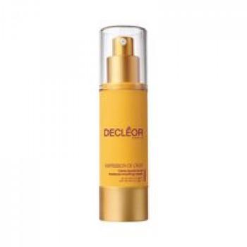 Крем разглаживающий для яркости кожи и коррекции мимических морщин - Expression de l'age Creme Lissante Eclat Decleor, 50 мл
