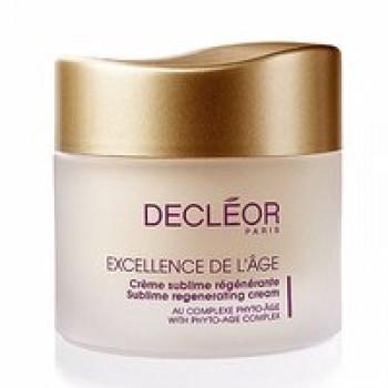 Комплексный антивозрастной крем д/лица и шеи - Excellence de l'age Creme Visage et cou Decleor, 50 мл