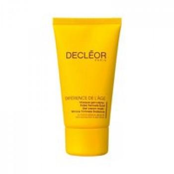 Маска антивозрастная тройного действия д/лица и шеи - Experience de l'age Masque Gel-Creme Decleor, 50 мл