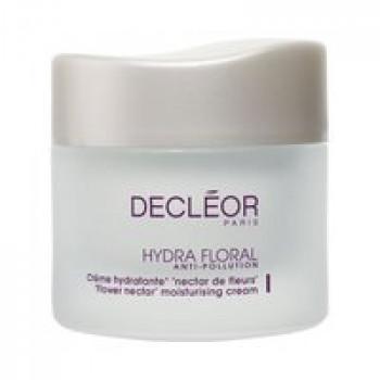 Крем увлажняющий Цветочный нектар (без парабенов) - Hydra Floral Creme Hydratante Hectar de Fleurs ( sans paraben) Decleor, 50 мл