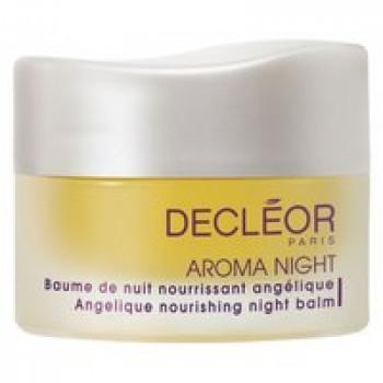 Бальзам  Анжелик ночной питательный для сухой кожи - Baume de Nuit Nourissant Angelique Decleor, 15 мл