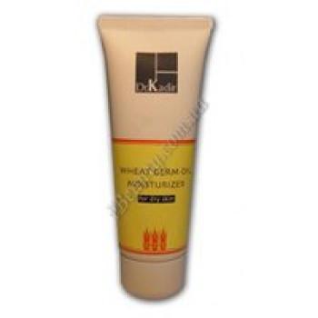 Увлажняющий крем с маслом Зародишей пшеницы для сухой кожи - Wheat Germ Oil Moisturizer For Dry Skin Dr. Kadir, 75 ml