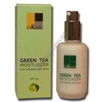Увлажняющий крем для нормальной сухой кожи - Green Tea-Moisturizer For Normal-Dry Skin Dr. Kadir, 50 ml