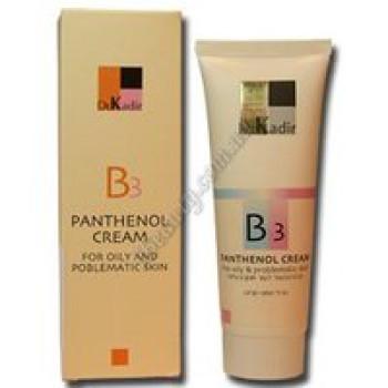 В3-Пантенол крем для проблемной кожи - B3-Panthenol Cream For Problematic Skin Dr. Kadir, 75 ml