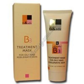 Лечебная маска для жирной и проблемной кожи - B3 Mask For Oily And Problematic Skin Dr. Kadir, 75 ml