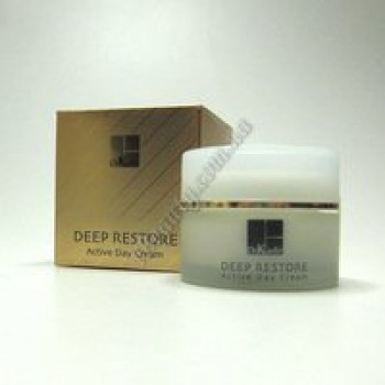 Активный дневной крем - DEEP RESTORE Active Day Cream Dr. Kadir, 50 ml