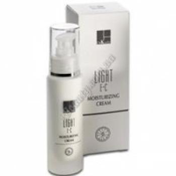 Увлажняющий крем c витаминами Е+С - Light E+C Moisturizer Cream Dr. Kadir, 50 ml