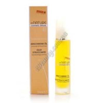 Масло-демакияж для глаз и лица «Розовое дерево и Лаванда» с эффектом разглаживания морщин / olio struccante  EGO, 50 ml