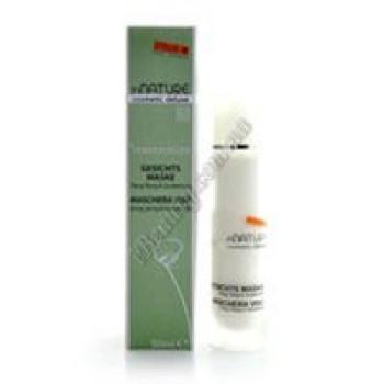 Омолаживающая маска-эликсир «Иланг-Иланг и Гамамелис» для увядающей кожи/ MASCHERA VISO EGO, 50 ml