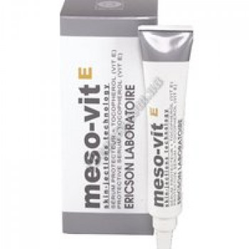Защитная сыворотка с витамином Е (токоретинат) - MEZO-VIT E Ericson, 20 мл