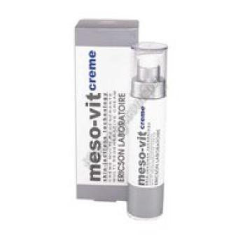 Мульти-регенерирующий крем с эффектом мезоухода - MEZO-VIT CREAM Ericson, 50 мл