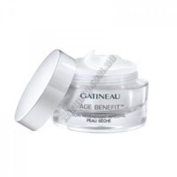 Комплексный регенерирующий крем дн./ноч.для сухой кожи  Gatineau, 50мл бан.