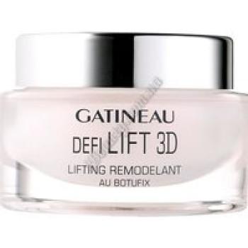 ДефиЛифт3D ночн/дневн.ремоделирующий крем+ботуфикс Gatineau, бан.50мл