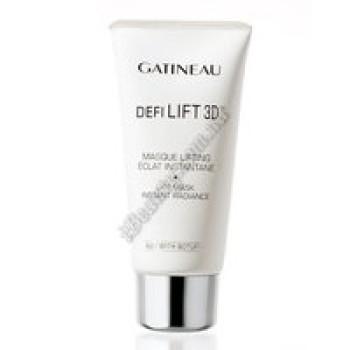 ДефиЛифт3D маска для лица мгновенного действия Gatineau, тюб.75мл