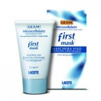Микроклеточная первая очищающая маска для лица GUAM, 75 мл.
