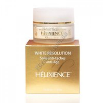 Осветляющий омолаживающий крем для возрастной кожи с пигментацией - Anti-brown spots & anti ageing CREAM HELIXIENCE Heliabrine, 50 мл