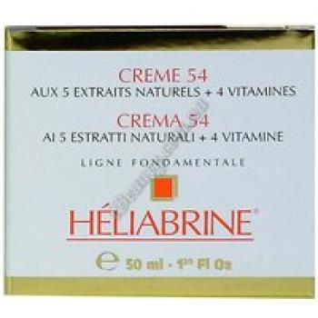 Питательный крем 5+4 - CREAM 5+4 Heliabrine, 50 мл
