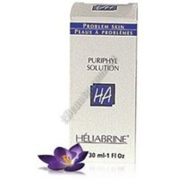 Активный  Анти-акне препарат для локального применения - PURIPHYL SOLUTION for oily skin Heliabrine, 30 мл