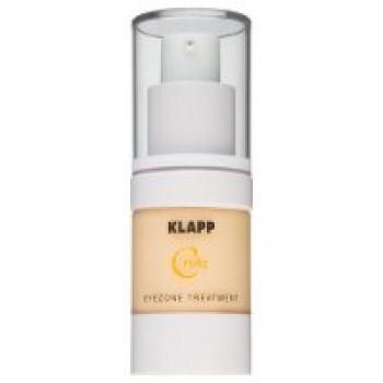 Легкий витаминный крем для кожи вокруг глаз С PURE Eyezone Treatment от Klapp, 15ml