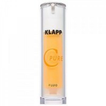 Увлажняющая витаминная эмульсия для нормальной и смешанной кожи C Pure Fluid от Klapp, 40ml