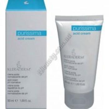 Лечебный «Ацид-крем» для проблемной кожи  / Acid cream  Kleraderm, 50 ml