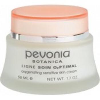 Крем для чувствительной кожи SOIN O2PTIMAL 50 мл.  Pevonia Botanica
