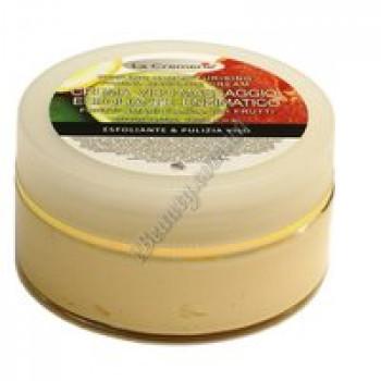 """""""Цитрусовый коктейль"""" Массажный крем для лица и зоны декольте / Facial massage cream La Cremerie, 200 мл"""