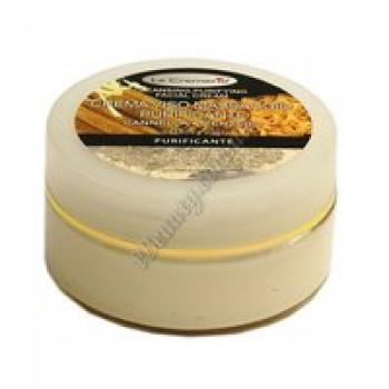 """""""Корица и имбирь"""" Массажный крем для лица и зоны декольте / Facial massage cream La Cremerie, 200 мл"""