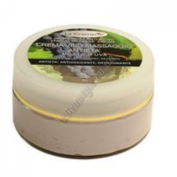"""""""Экстракт винограда"""" Массажный крем для лица и зоны декольте / Facial massage cream La Cremerie, 200 мл"""