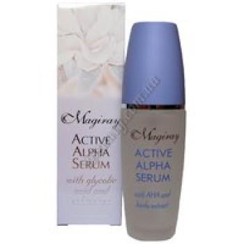 Активный Альфа серум - ACTIVE ALPHA SERUM 10% Magiray,  30ml