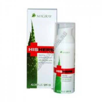 Алоэ Плюс СПФ-19 - ALOEPLUS SPF-19 Magiray,  50ml