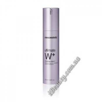 Ultimate W+ осветляющий крем - Ultimate W+  whitening cream, mesoestetic, 50 мл