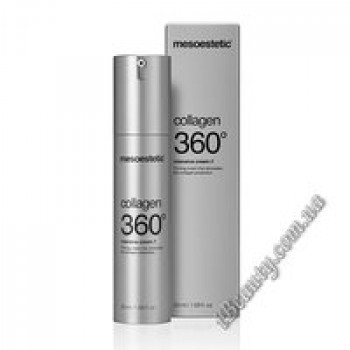 Интенсивный регенерирующий крем Коллаген 360 - Collagen 360 intensive cream, mesoestetic, 50 мл