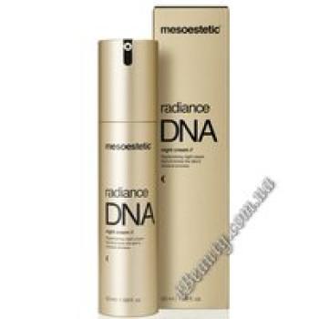 Интенсивный ночной крем - Radiance DNA night cream, mesoestetic, 50 мл